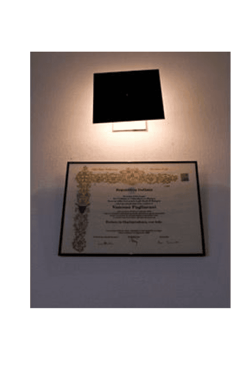 Diploma avvocato
