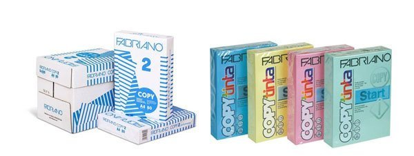 Fabriano copy tinta unicolor 80 paper - 500 sheet(s)