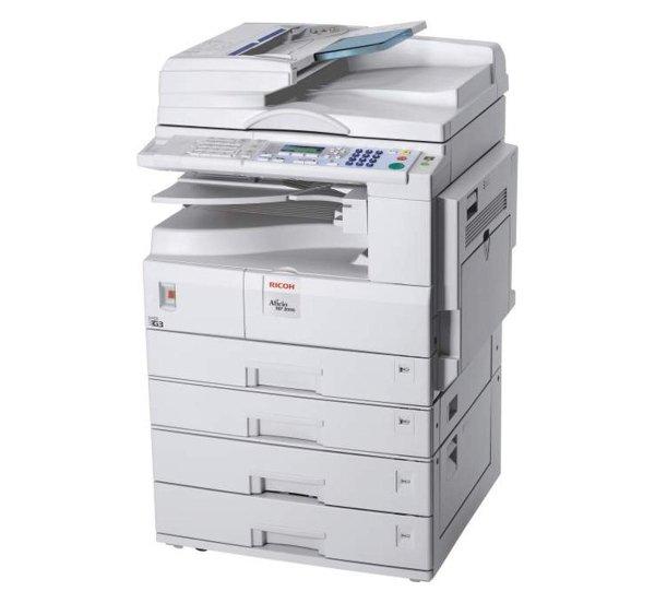 Stampante fotocopiatrice Ricoh aficio mp 2000