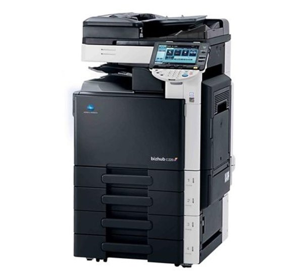 Stampante fotocopiatrice Konica Minolta bizhub c220