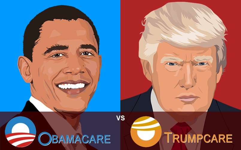 Trump Care Differs from ObamaCare