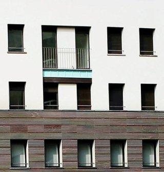 Edificio residenziale in Monza
