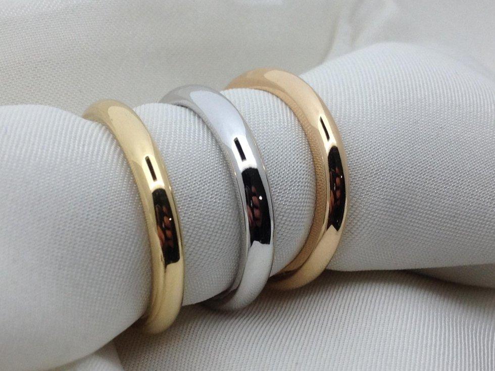 Bergamo Wedding Rings