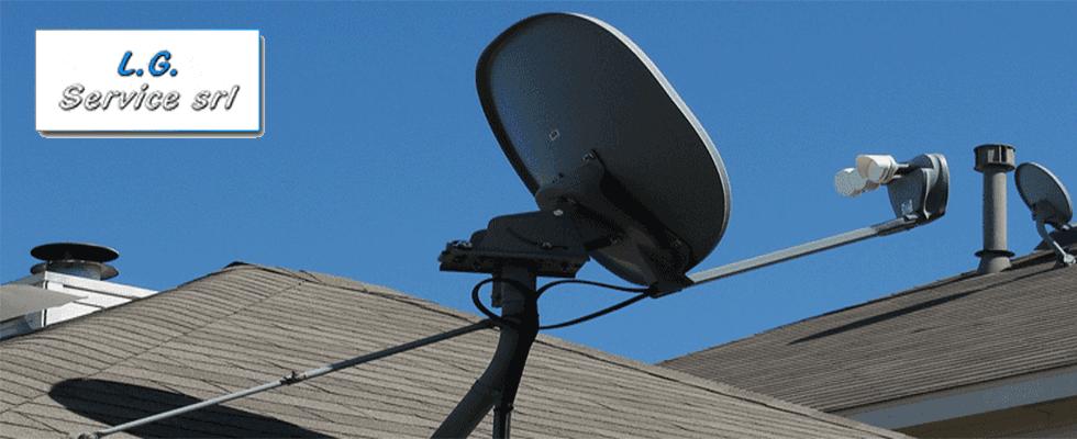 installazione parabole sky e satellitare