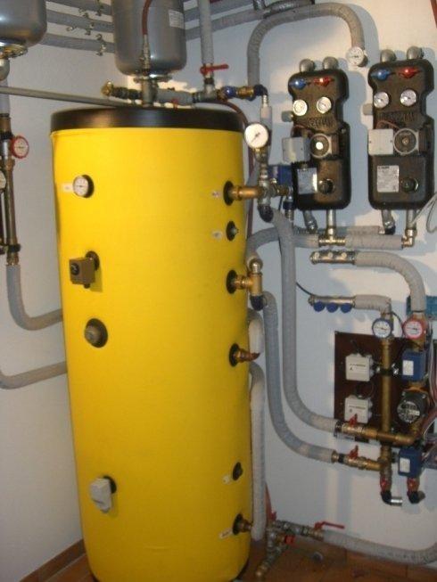 ristrutturazione di impianti idraulici