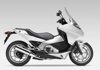 Moto Honda Integra