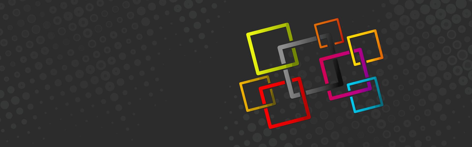 several colours