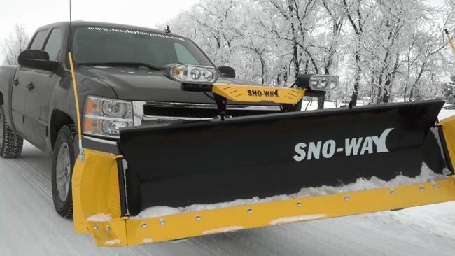 snow plow oxford ohio