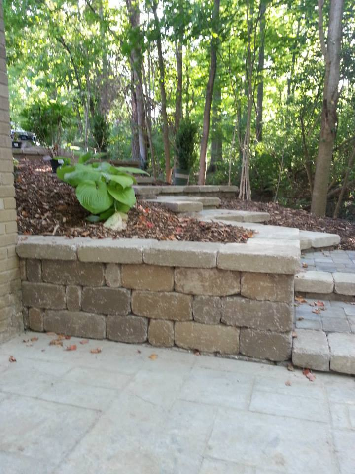 raised beds in landscape design