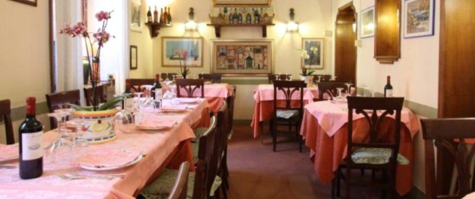 ristorante dai toscani roma