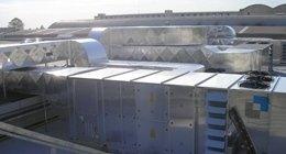 centro tecnico trattamento aria