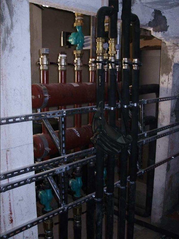 Progettazione impianti termoidraulici