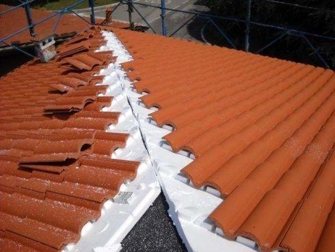 coibentazione coperture civili, coibentazione tetti, isolamento tetti