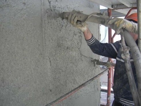 recupero strutture cemento armato, ripristino strutture cemento armato, ripristino cemento degradato