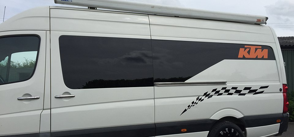 Van Conversion Windows For Your Vehicle In Shrewsbury