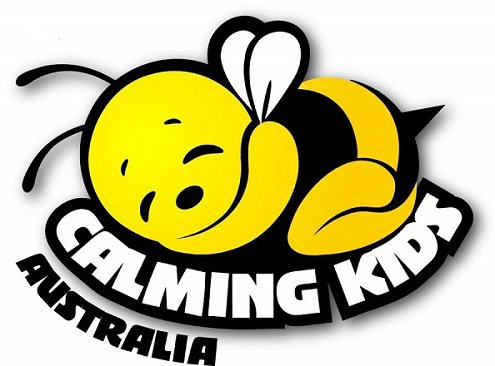 Calming Kids logo