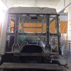 riparazione carrozzeria camion Vercelli