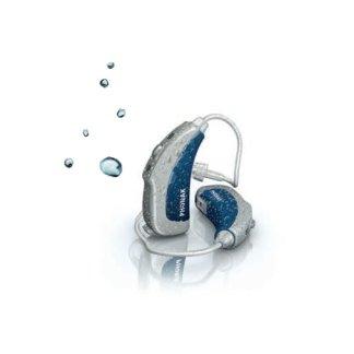 Il centro propone apparecchi acustici idrorepellenti.