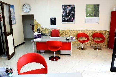 Il centro offre assistenza per audiolesi.