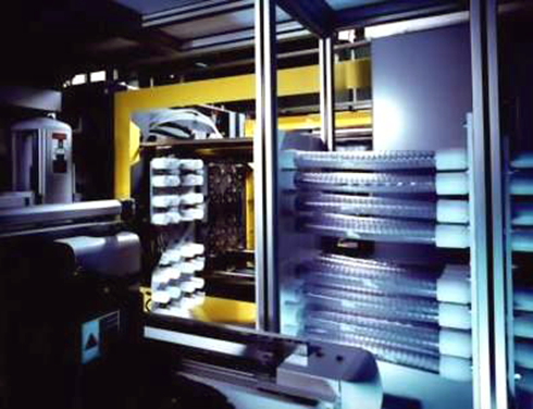 Thermoplastic moulding
