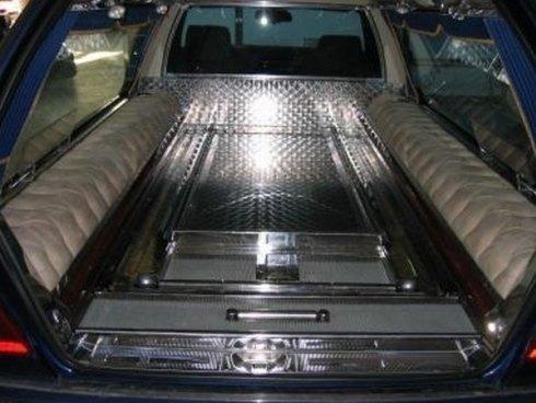 Panoramica interna auto