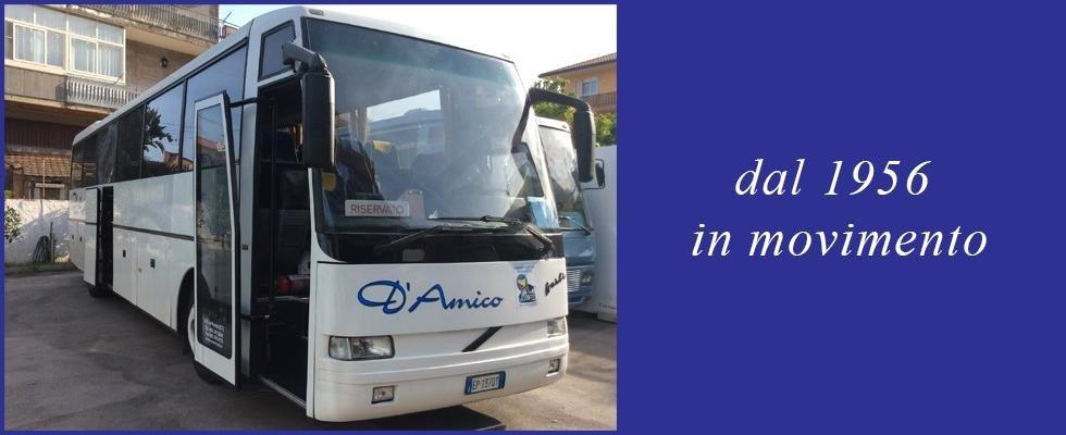 Noleggio bus turistici San Giovanni La Punta