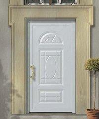 porta da esterno bianca
