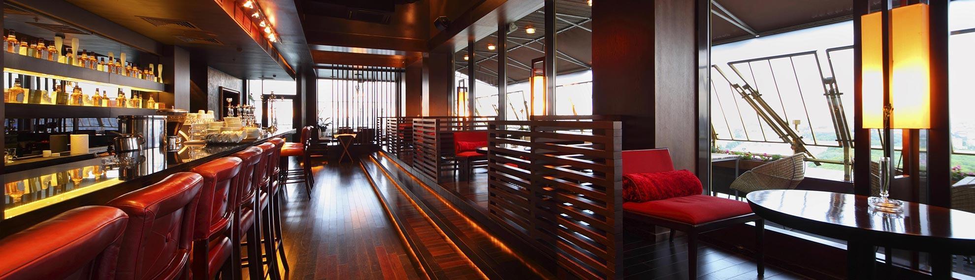Arredamento bar e ristoranti palermo architetto giovan battista sommatino - Architetto palermo ...