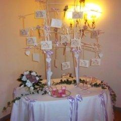 decorazione tavoli sposa
