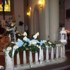 addobbo floreale altare