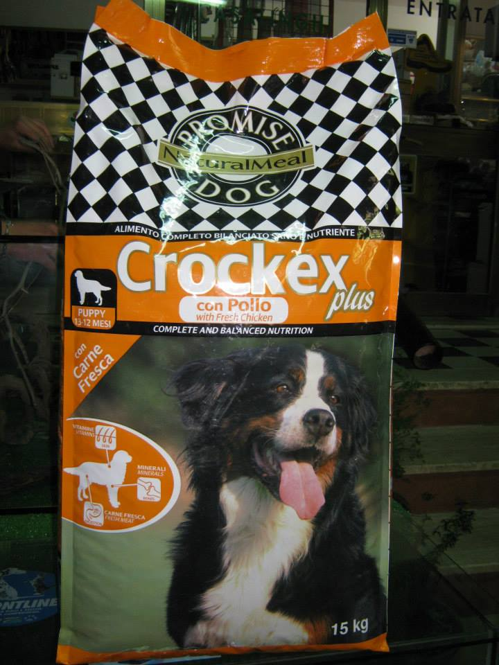 Crockex cibo per cani