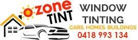main logo of ozone tint