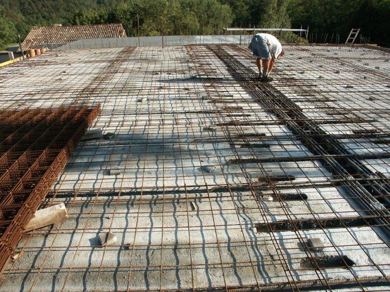 cantina cadorin fasi di costruzione