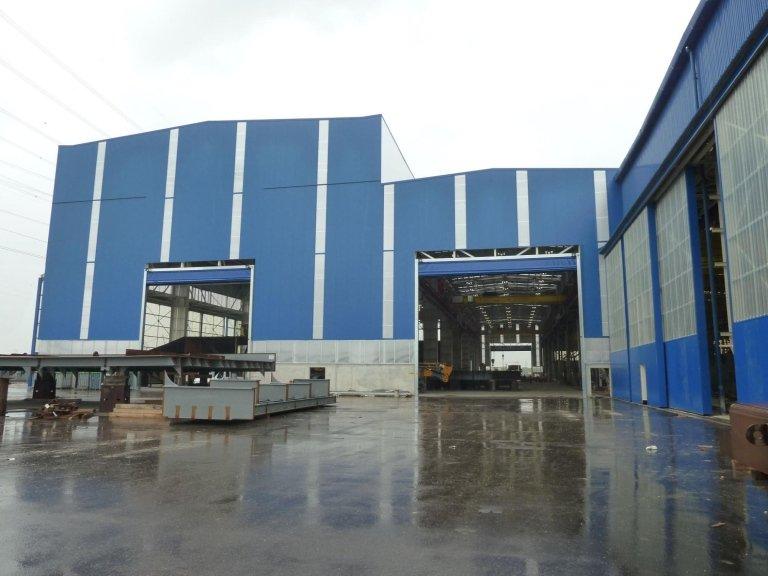 capannone industriale san giorgio