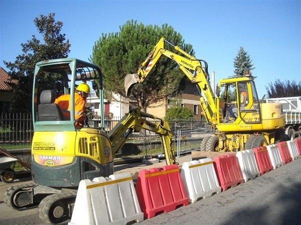 macchine lavori stradali
