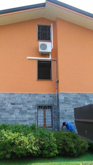 impianti di condizionamento residenziali