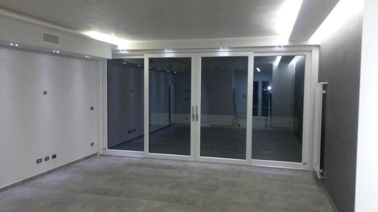 porta finestra su misura