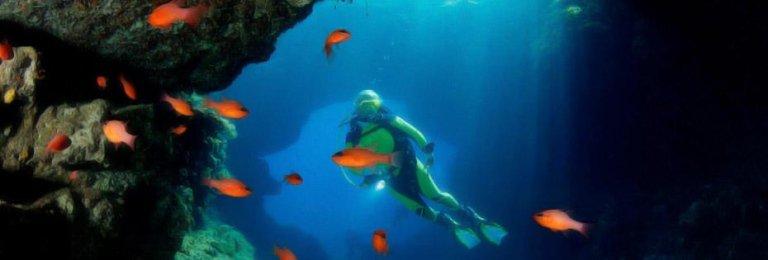 immersione a Malta