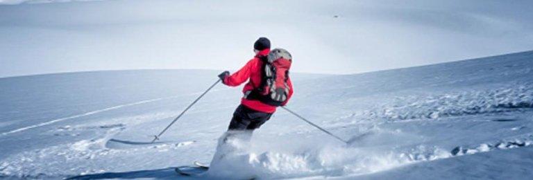 sci snowboard