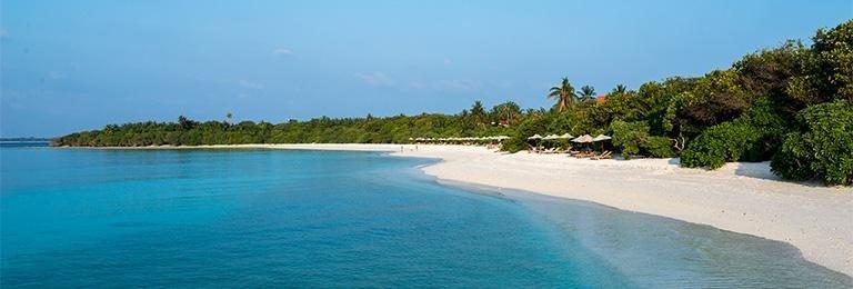 atollo di Hanimadhoo, Maldive