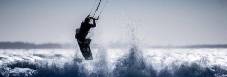 kitesurf in Spagna