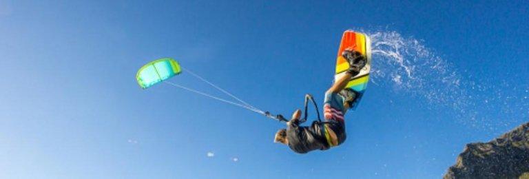 kite surf vacanze in spagna