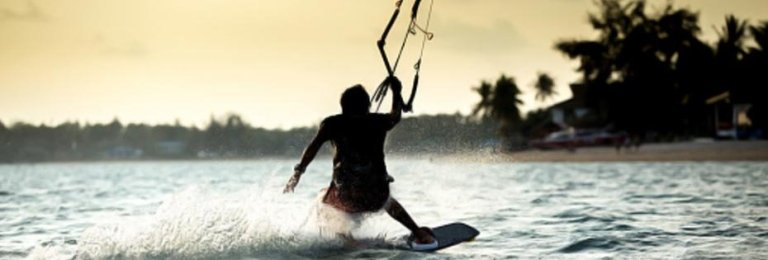 kite surf  caboverde