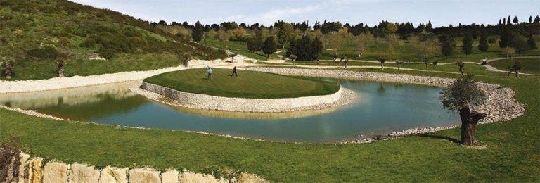 Giocare a golf a CIPRO Baia di Pissouri Columbia Beach Resort's Hébe & Spa