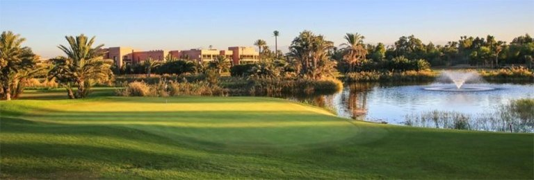 Hotel Du Golf a Le Palmeraie