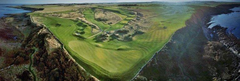 Golf in Scozia, Fairmont St Andrews Hotel