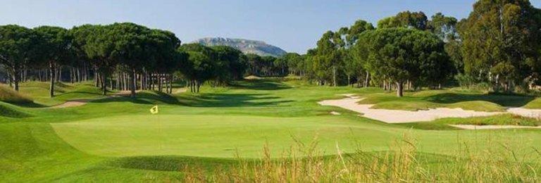Golf in Spagna, Costa Brava, Double Tree by Hilton Hotel Empordà & Spa
