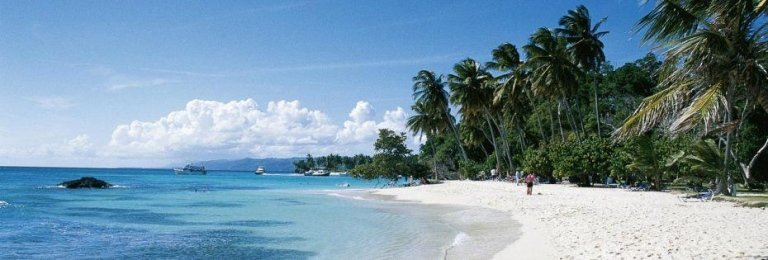 santo domingo playa esmeralda