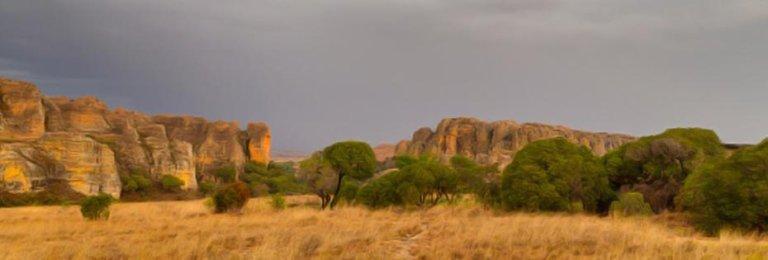 trekking Madagascar