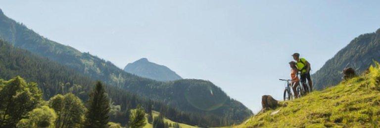 Mountainbiking Slovegna